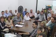 Reunião trata festividade do Sesquicentenário de Araxá