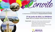 PMA convida para o início das comemorações do Sesquicentenário de Araxá