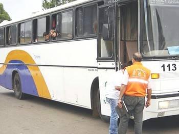 DER aumenta combate ao transporte clandestino