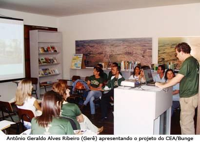 Sala Verde promove Encontro de Educação Ambiental