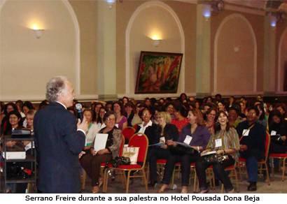 Araxá passa a sediar Congresso Internacional de Educação anualmente