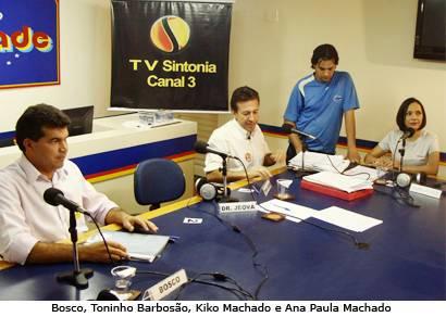 Rádio Cidade promove último debate antes das eleições