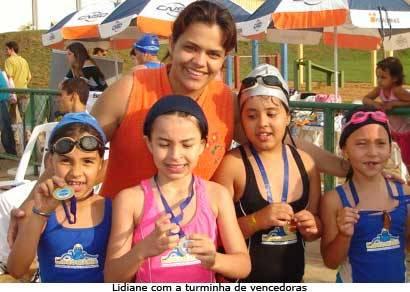Equipe da Hidromania traz bons resultados do Torneio Uberaba de Natação