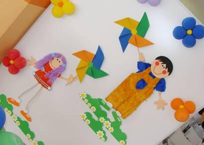 CAC comemora a Semana da Criança