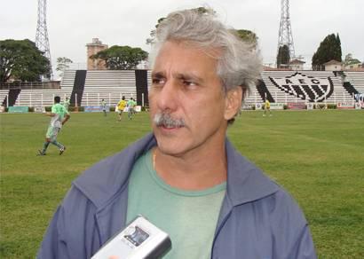 Dailsom Lettieri pretende transformar o Ganso em clube-empresa