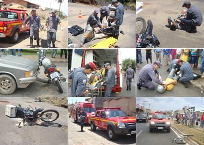 Corpo de Bombeiros aponta número elevado de mortes e acidentes