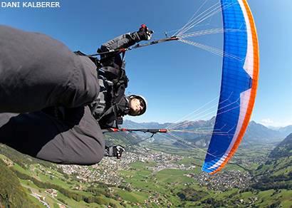 Aventureiros em busca do recorde no Desafio Araxá XC Sports Paragliding