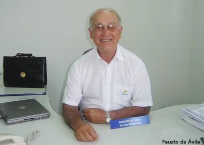 Diretor da Capal é eleito vice-presidente da Faemg