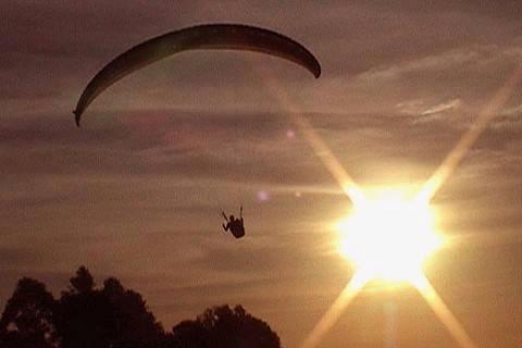 Piloto araxaense vence três categorias no 13° Open de Vôo Livre