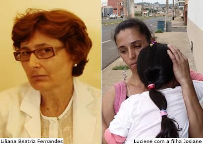 Médica do PAM é acusada de maltratar menina de 5 anos