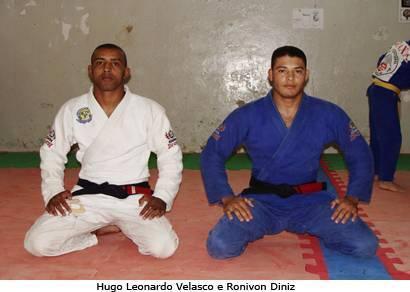 Araxaenses disputam Pan-Americano de Jiu-Jitsu