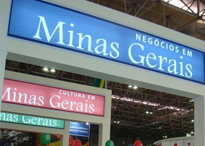 Destino turístico Minas Gerais é comercializado na Feira das Américas