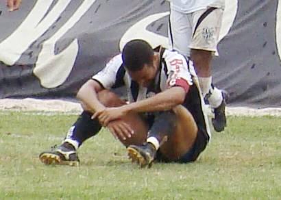 Ganso dá adeus à Taça Minas Gerais