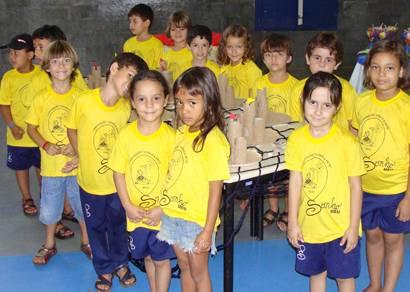 Escola Sonho Meu promove exposição sobre as quatro estações no Sesc