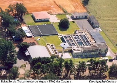Copasa de Araxá é recertificada pela ISO 9001/2000