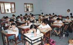 Avaliação da Educação Básica é aplicada na rede pública de Araxá