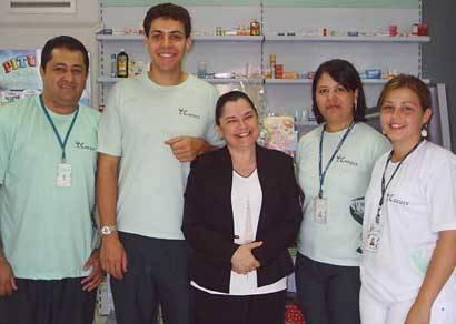 Farmácia de Araxá entre as melhores do Brasil