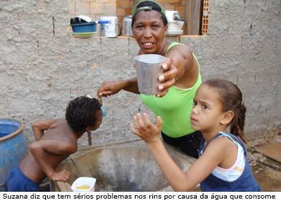 Moradores processam mineradoras e pedem indenização de R$ 16,3 milhões
