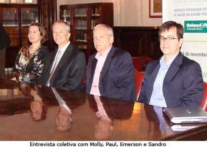 Federação das Unimeds de Minas realiza curso internacional por imersão no Grande Hotel