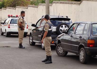 Patran chega para intensificar a fiscalização no trânsito em Araxá