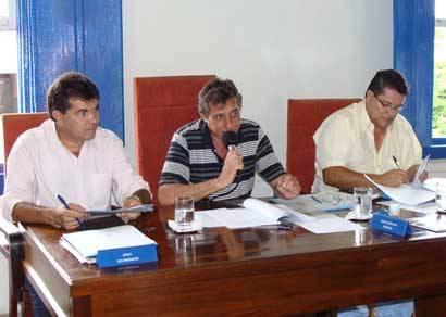 Câmara Municipal realiza reunião extraordinária