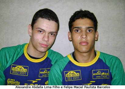 Atletas de Araxá participam das finais do Paulista Infantil de Vôlei