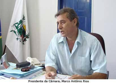 Cancelamento de reuniões é estratégia política, diz Marco Antônio
