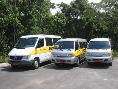 Veículos usados para transporte escolar público estão isentos de PIS/Pasep e Cofins