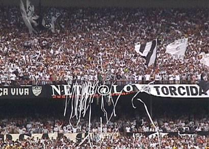 Mineirão terá torcida com bandeiras nos próximos jogos