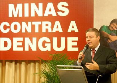 Governo lança campanha de combate à dengue em Minas