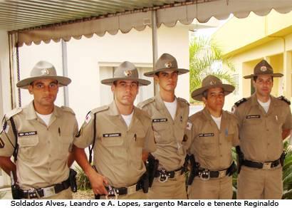 Polícias de Meio Ambiente e Rodoviária recebem reforço