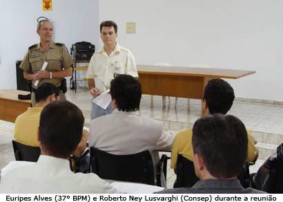 Consep realiza última reunião itinerante