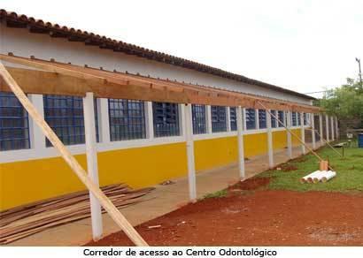 Prefeitura realiza obras em creches e escolas