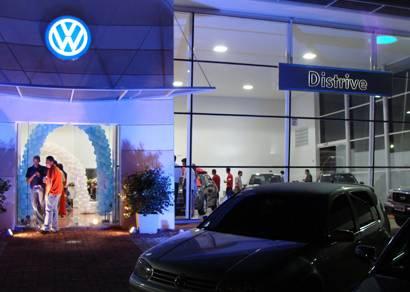 Distrive inaugura nova concessionária em Araxá