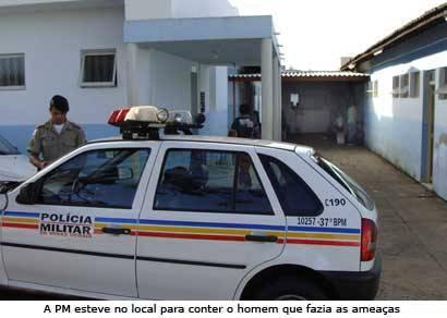 Médico do PAM tem sala invadida e sofre ameaças