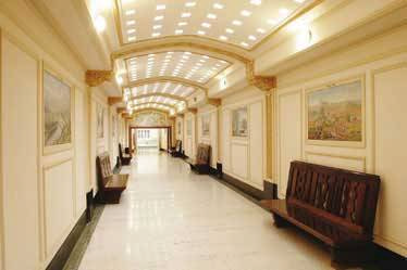 Governo propõe transformar responsável pelo Grande Hotel em empresa pública