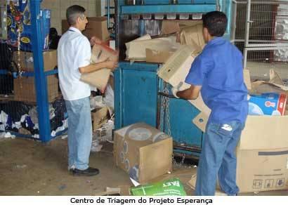 Projeto Esperança firma parceria com cooperativas