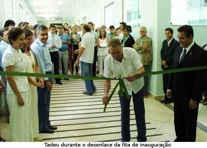 Hospital da Casa do Caminho é inaugurado
