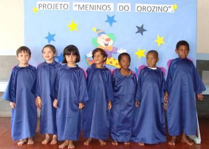 Projeto ???Meninos do Orozino Teixeira??? é lançado