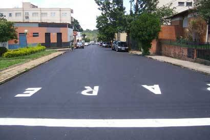 Rua Carvalho Lopes é totalmente recapeada