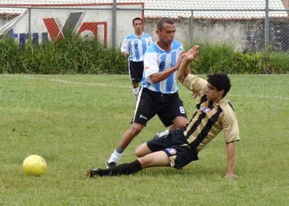 Craques do Amador perdem para a Seleção de Uberaba
