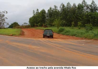 Deop-MG autoriza asfaltamento do trecho entre a Hitalo Ros e 37° BPM
