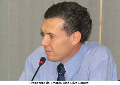 Presidente da Emater-MG recebe Medalha Calmon Barreto