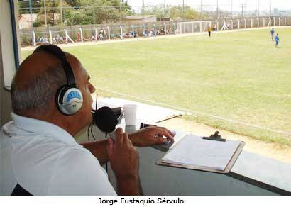 Jorge Eustáquio é escolhido assessor de Esportes