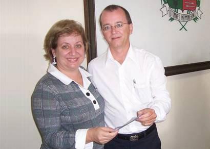 Fama recebe doação de R$ 30 mil da Laticínios Jussara