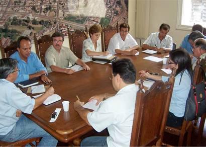 Jeová apresenta plano de governo para secretários