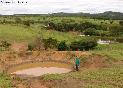 Emater anuncia ações ambientais na bacia do rio das Velhas