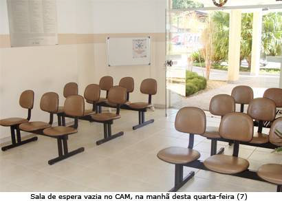 CAM e CAC não contam mais com atendimento de servidores municipais