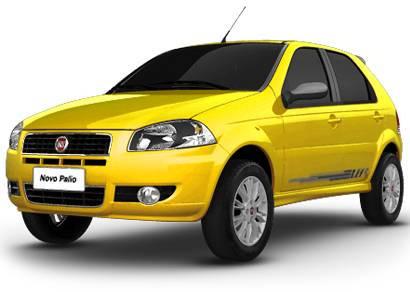 Fiat é líder de vendas em 2008