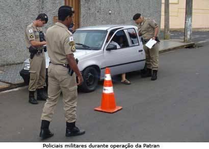 Multas aplicadas em 2008 somam mais de R$ 1,4 milhões em Araxá